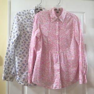 GAP Bundle! Smock blouses